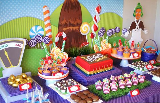 Willy Wonka Office Party