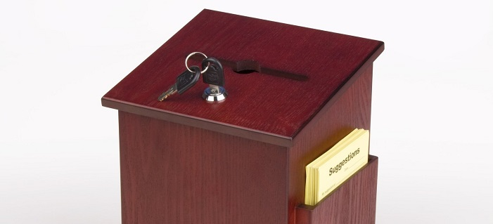 Wooden-county-suggestion-box
